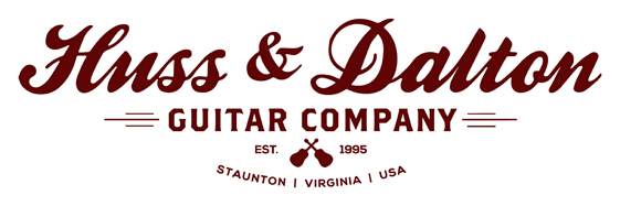 Huss and Dalton Guitars