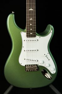 PRS Silver Sky in Orion Green
