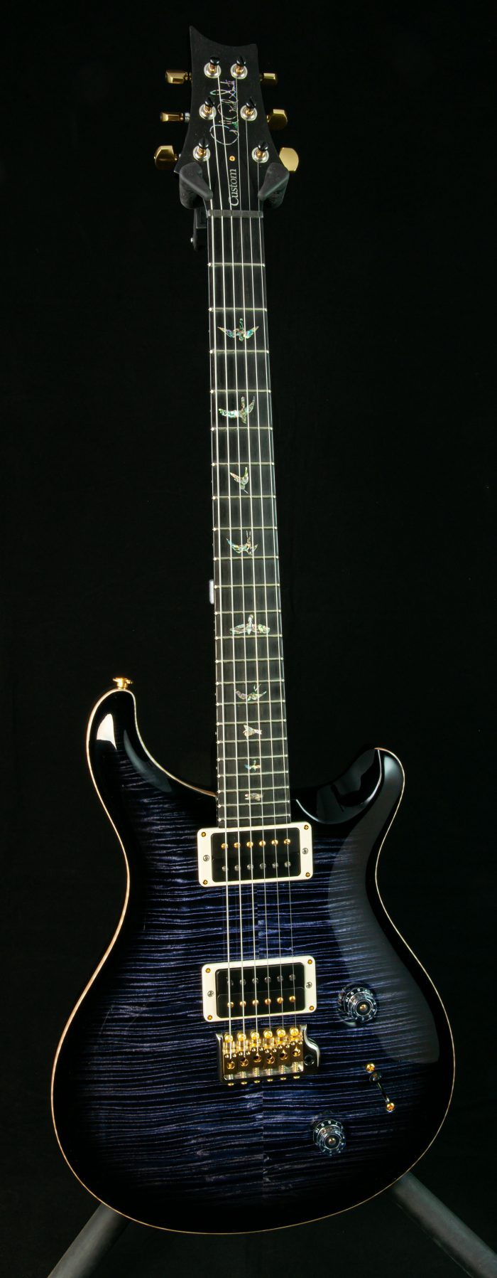 PRS Custom 22 Artist Package in Purple Mist