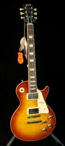 Gibson Custom Shop 1960 Les Paul Standard Reissue VOS in Iced Tea Burst