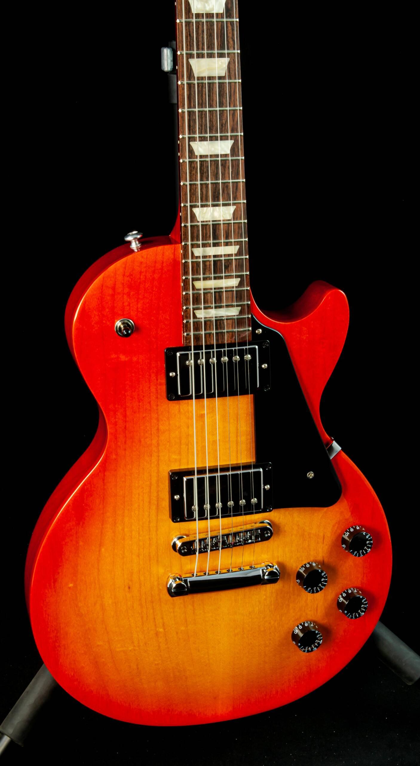 Gibson Les Paul Studio in Tangerine Burst
