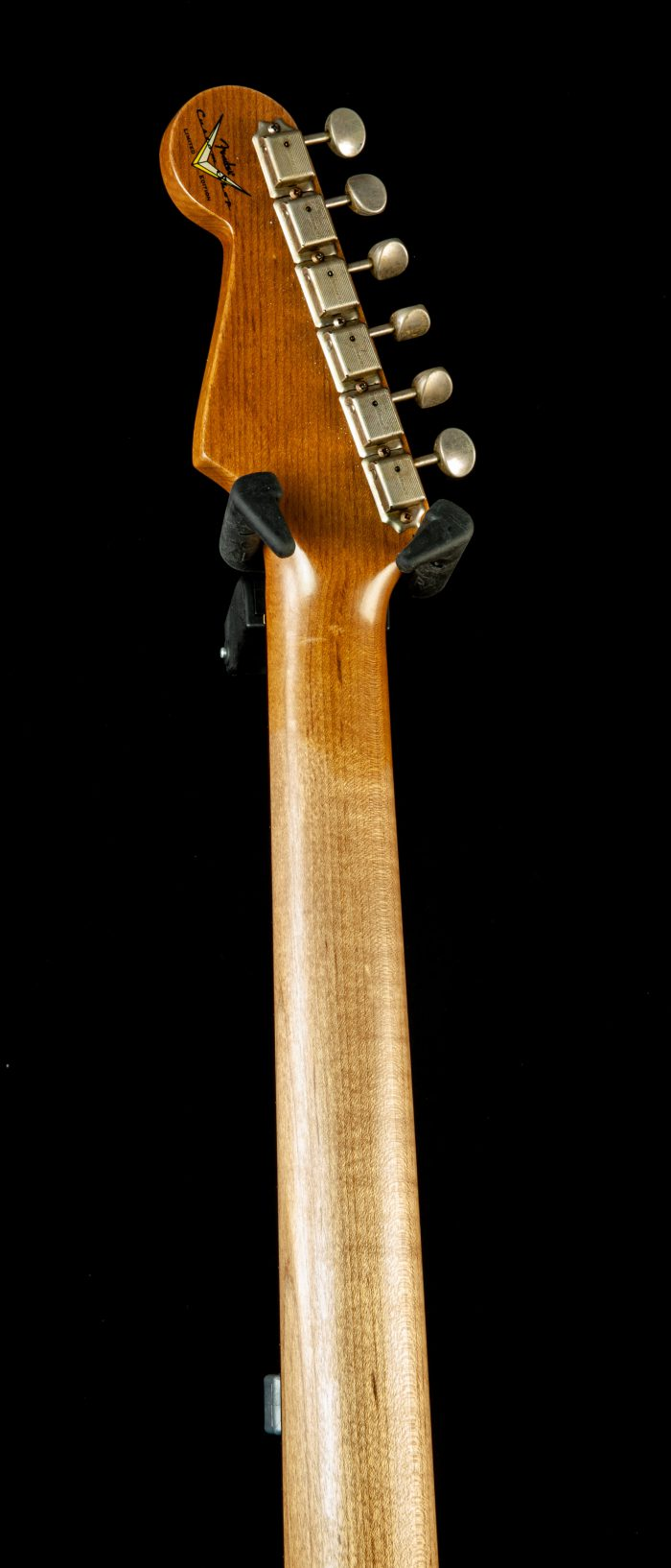 Fender Custom Shop Roasted Poblano Stratocaster Relic Rosewood Fingerboard Limited Edition in Wide Fade 2-Color Sunburst
