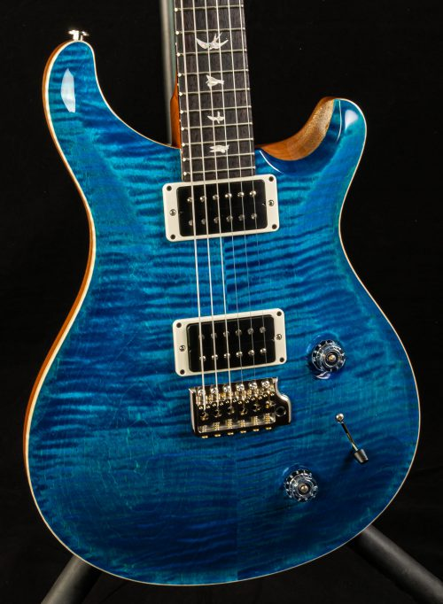PRS Custom 22 in Aquamarine