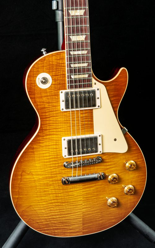 Gibson Custom Shop 1959 Les Paul Standard Reissue in Dirty Lemon