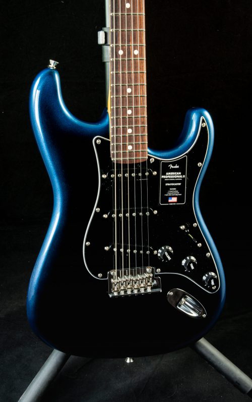 Fender American Professional II Stratocaster® in Dark Night