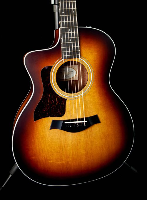 Taylor Left Handed 214ce-K in Satin Shaded Edgeburst
