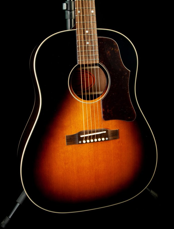 Epiphone Inspired by Gibson J-45 in Aged Vintage Sunburst Gloss