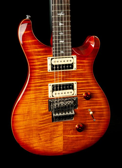 PRS SE Custom 24 Floyd in Vintage Sunburst