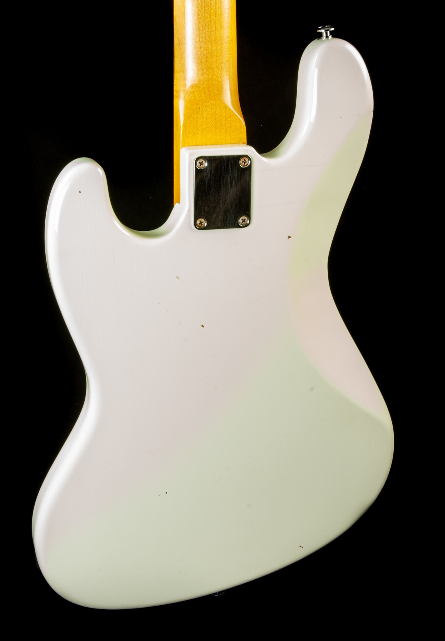 Suhr Classic J Antique in Olympic White, Pre-Owned