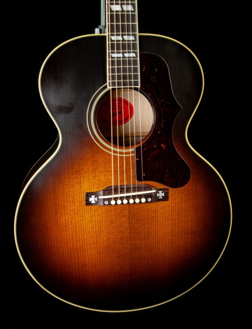 Gibson Custom Shop 1952 J-185 in Vintage Sunburst