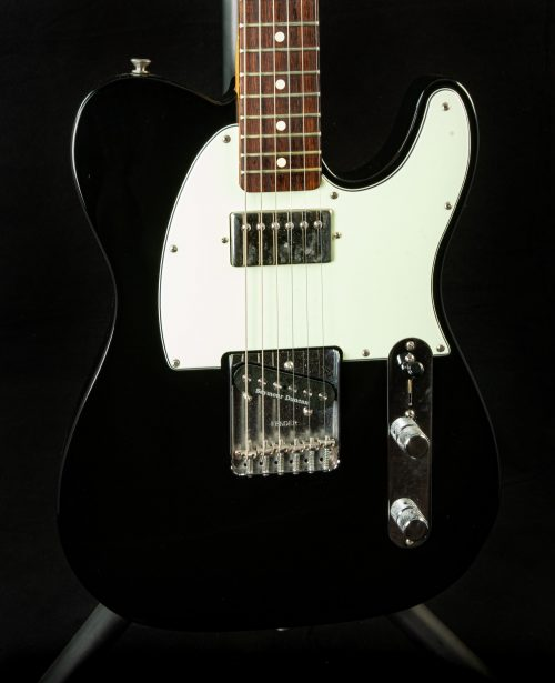 Fender California Series Telecaster in Black, Pre-Owned