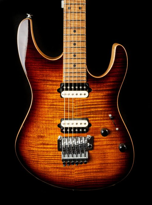 Suhr Custom Modern HH in Bengal Burst