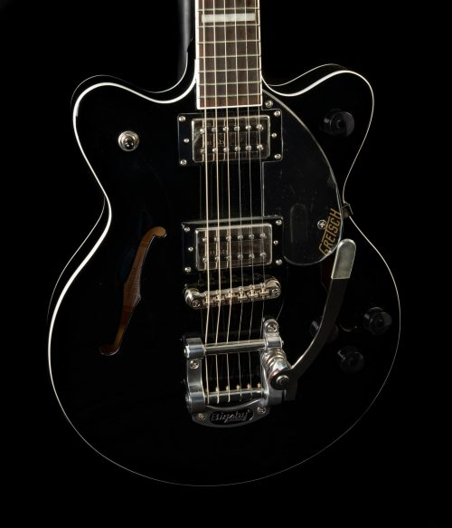 Gretsch G2655T Streamliner Center Block Jr. w/ Bigsby in Black