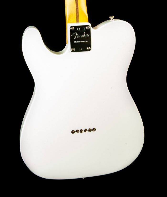 Fender Limited Edition Two-Tone Telecaster® in Surf Green/White