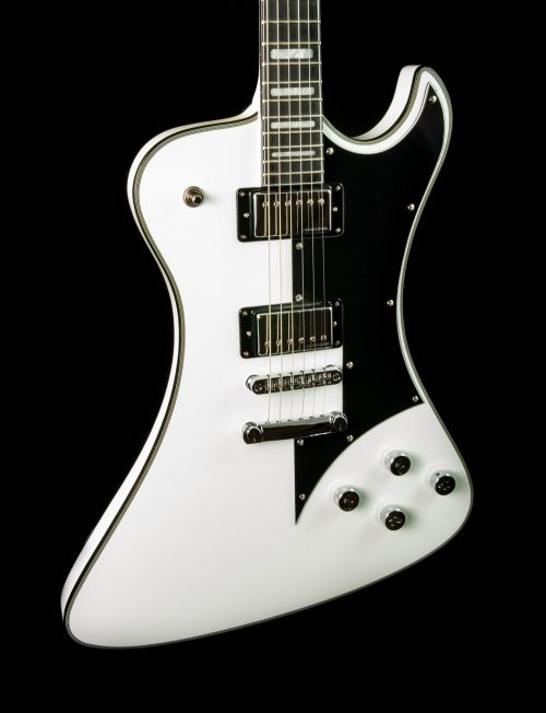 Hagstrom Fantomen in White Gloss, Pre-Owned