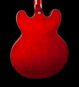 Epiphone DOT in Cherry