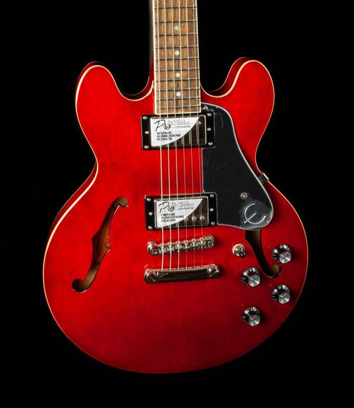 Epiphone ES-339 Pro in Cherry