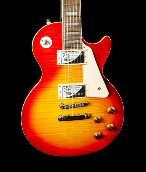 Epiphone Les Paul Standard Plus Top Pro in Heritage Cherry Sunburst