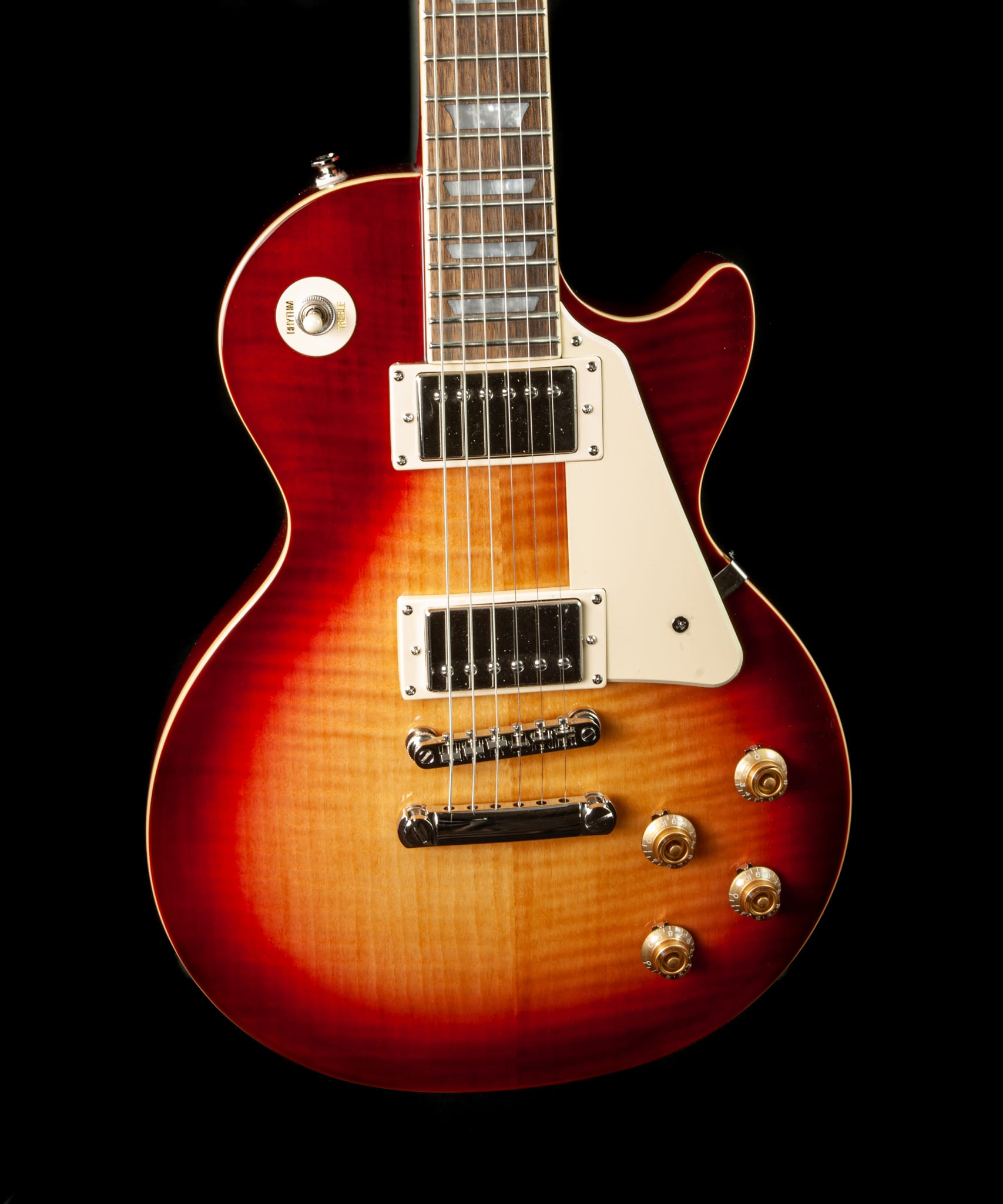 Epiphone -Inspired by Gibson- Les Paul Standard 50s in Heritage Cherry Sunburst
