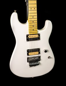 Charvel San Dimas Style 1 in Snow White, Pre-Owned