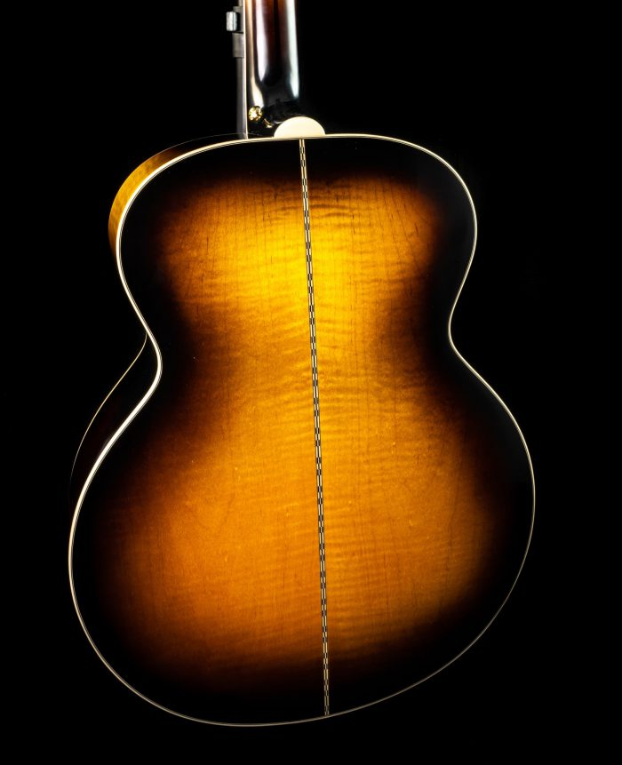 Epiphone - Inspired by Gibson - J-200 in Aged Vintage Sunburst Gloss