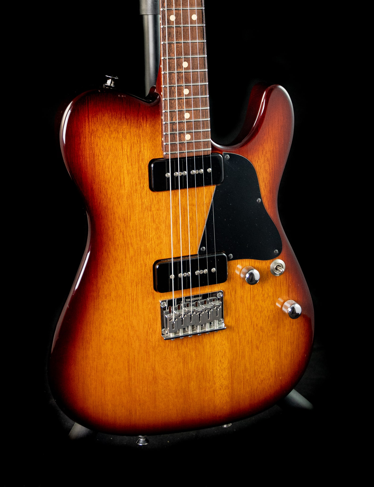 Tom Anderson Cobra T Special in Tobacco Fade, Pre-Owned