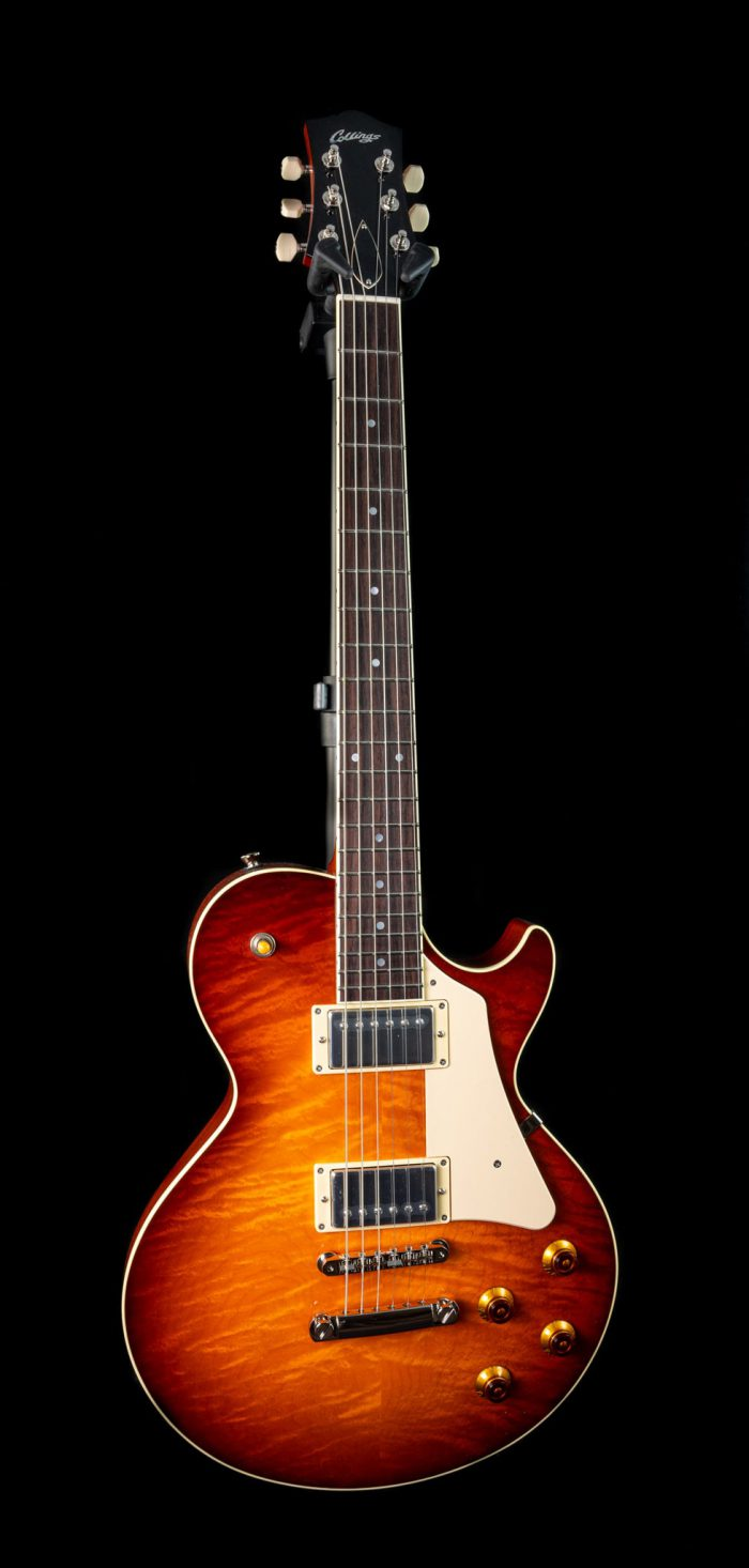 Collings City Limits in Iced Tea Sunburst