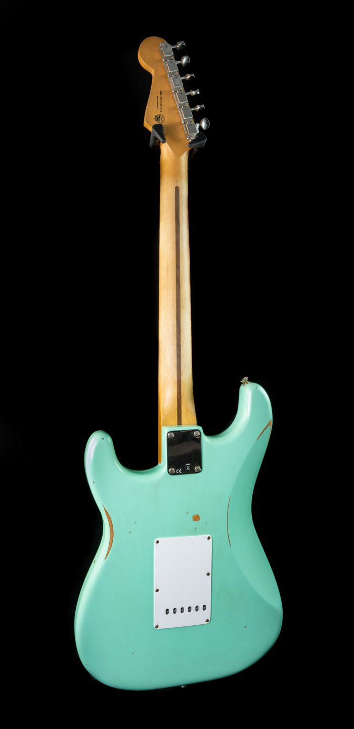 Fender Vintera Road Worn 50s Stratocaster in Surf Green