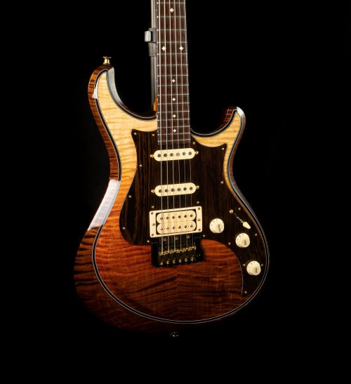 Knaggs Severn in Wicked Burst, Pre-Owned