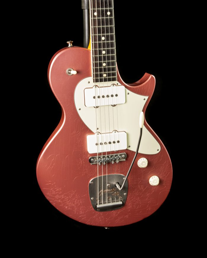 Collings 360 LT M Special in Aged Burgundy Mist, Pre-Owned