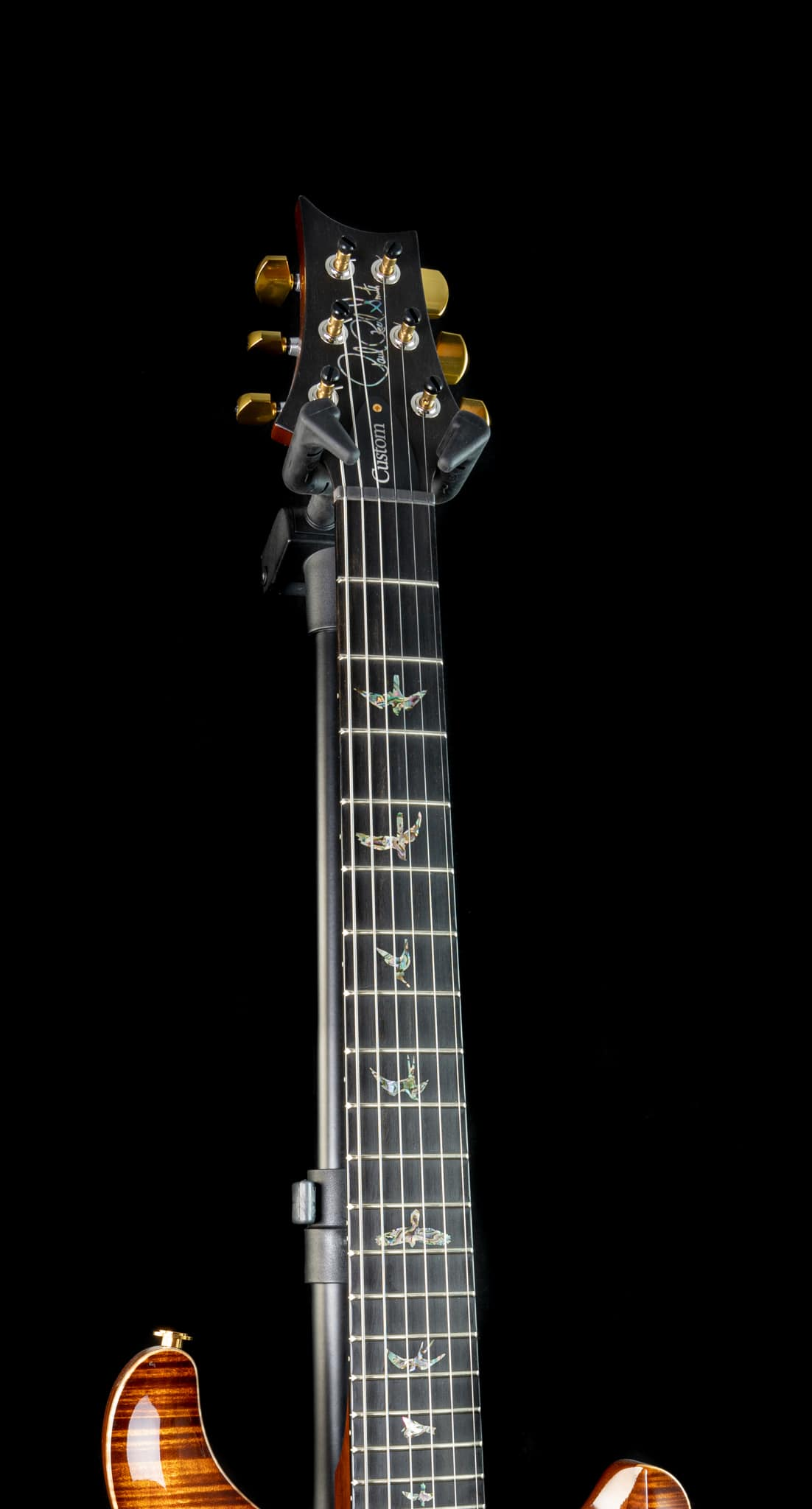 PRS Custom 22 in Yellow Tiger, Pre-Owned