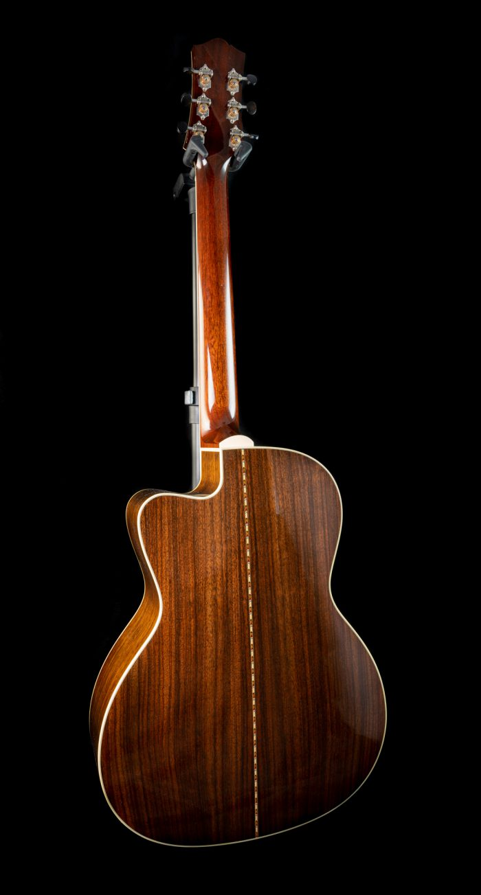 Collings C10 Deluxe w/ German Spruce Top and Cutaway, Pre-Owned