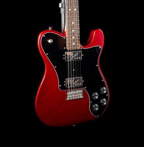 Fender American Professional Telecaster Deluxe in Candy Apple Red, Pre-Owned