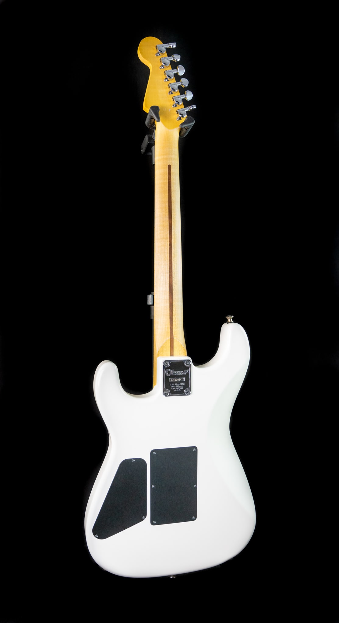 Charvel - Modded - San Dimas Style 1 in Snow White, Pre-Owned
