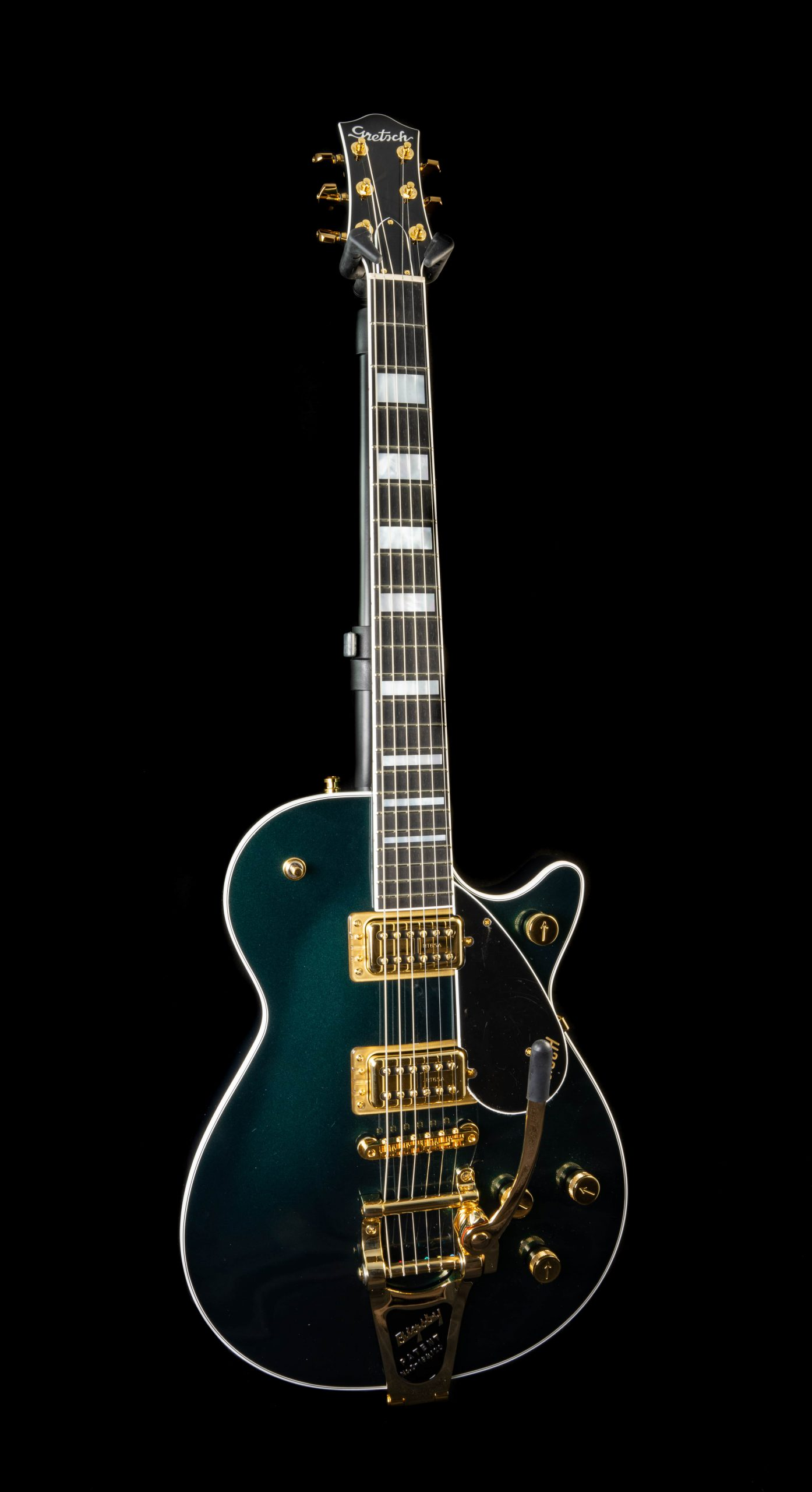 Gretsch G6228TG Players Edition Jet BT w/ Bigsby in Cadillac Green