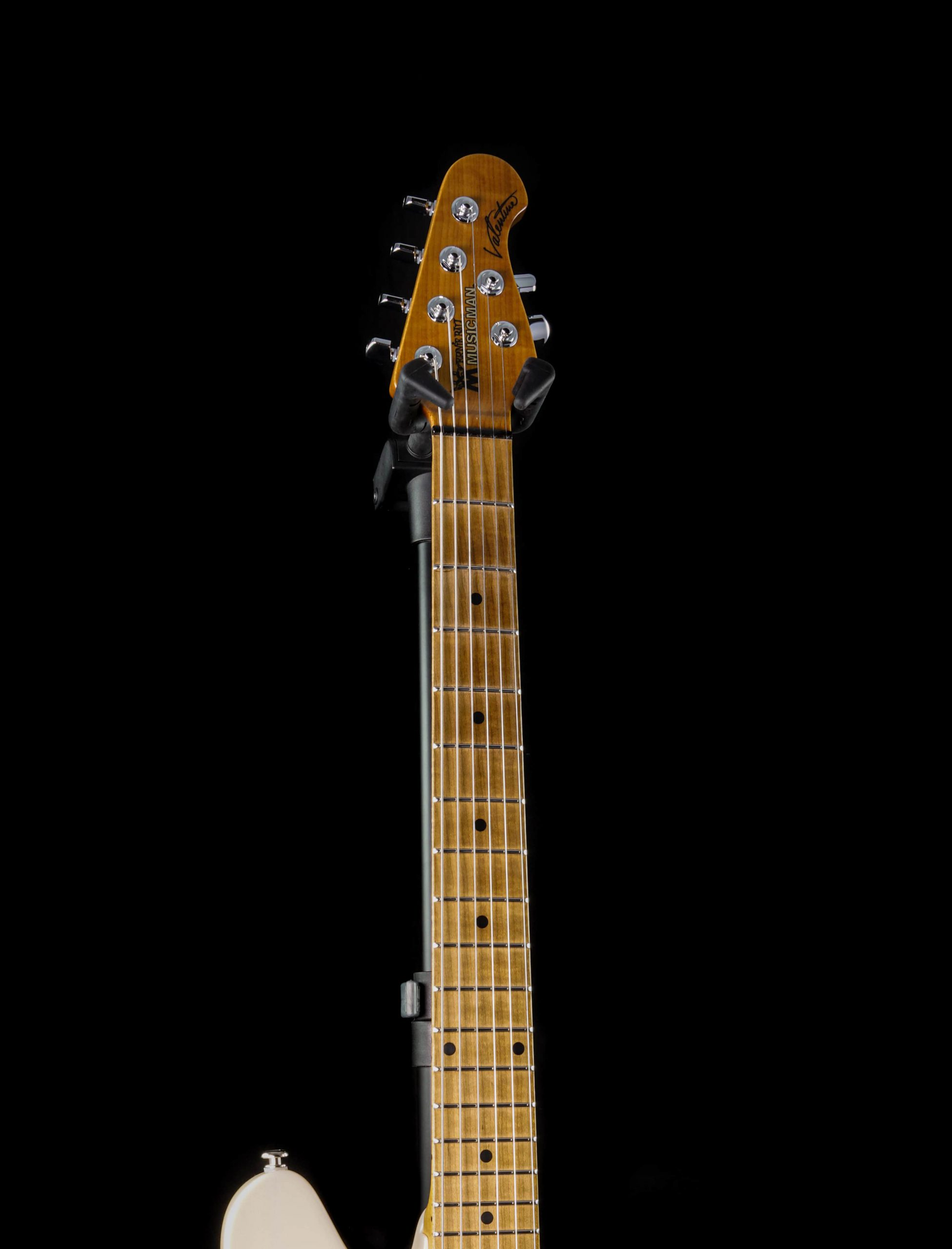 Music Man Valentine in Trans Buttermilk, Pre-Owned