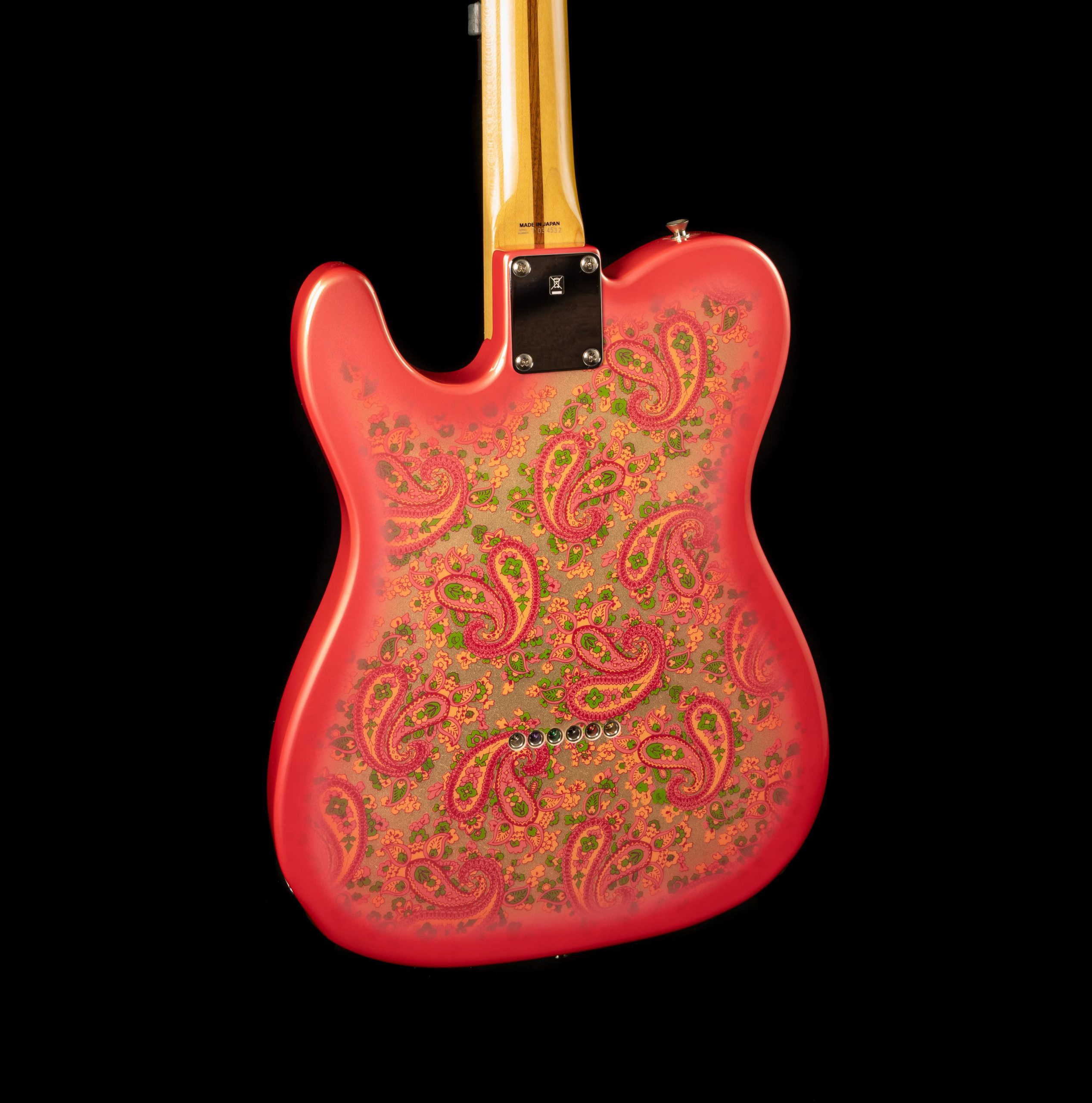 Fender - 2008 - Telecaster in Pink Paisley